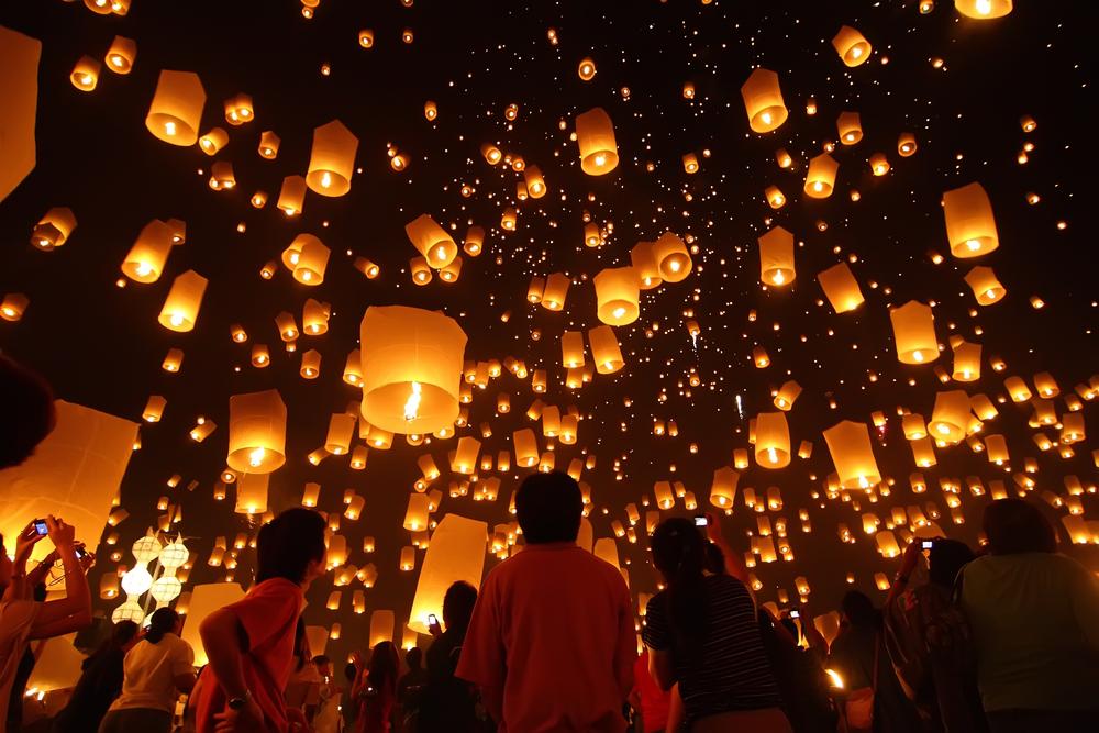 Lantern Festival in Vancouver