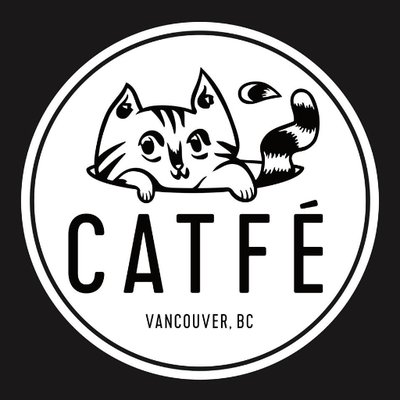 Cat cafe in Vancouver
