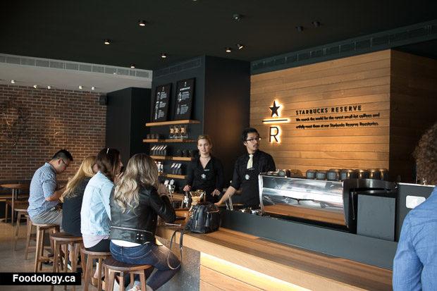 VIP Starbucks in Vancouver?