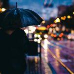 chuva em Vancouver